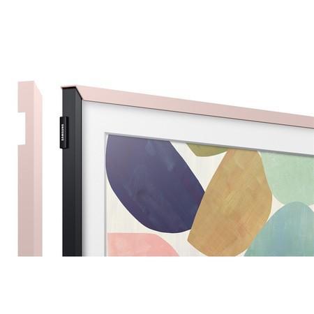 """Výměnný rámeček Samsung pro Frame TV s úhlopříčkou 32"""" (2020) - růžový,"""