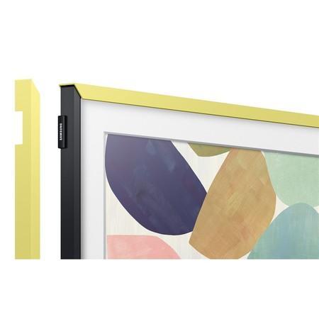 """Výměnný rámeček Samsung pro Frame TV s úhlopříčkou 32"""" (2020) - žlutý,"""