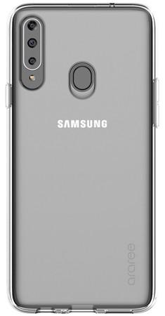 GP-FPA207KDA Samsung Protective Kryt pro Galaxy A20s Transparent (EU Blister)