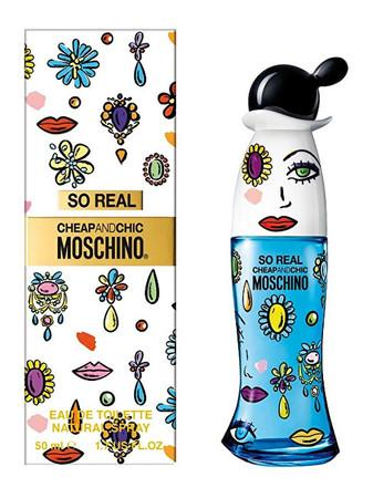 Toaletní voda Moschino - So Real Cheap and Chic 30 ml