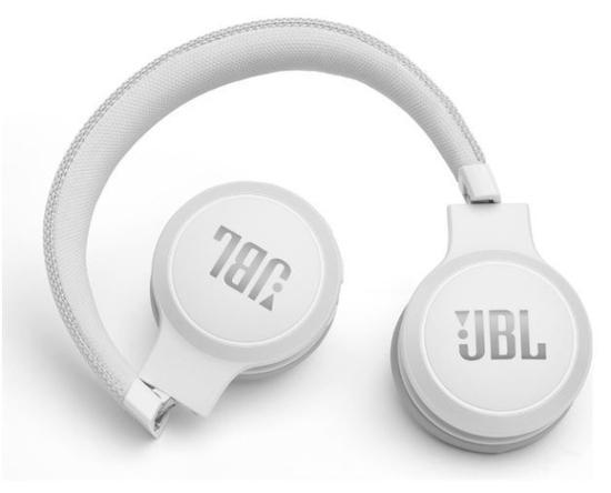 JBL Live 400BT bílá