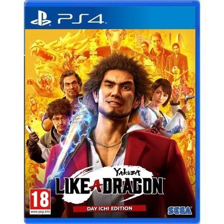 PS4 - Yakuza: Like a Dragon