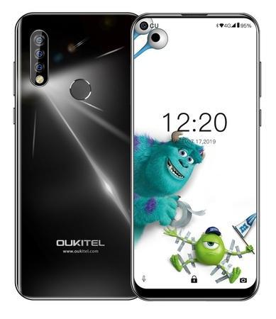 Oukitel C17 Pro 4GB/64GB černý