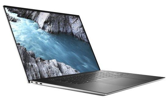 """Dell XPS 9700 17"""" UHD+T i7-10750H/32G/2TB-SSD/GTX1650Ti/4xTHB/SCR/FPR/W10Pro/3RNBD/Stříbrný, 9700-85460"""