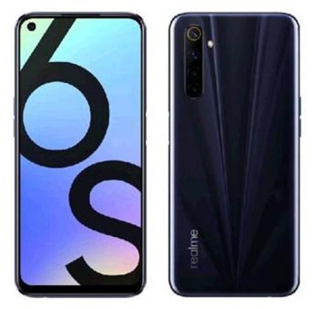 Realme 6S 4GB/64GB Eclipse Black