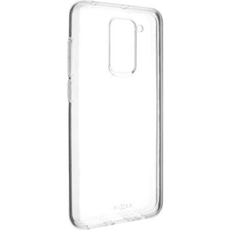 FIXED Skin ultratenké TPU pouzdro 0,6 mm Xiaomi Redmi Note 9 čiré