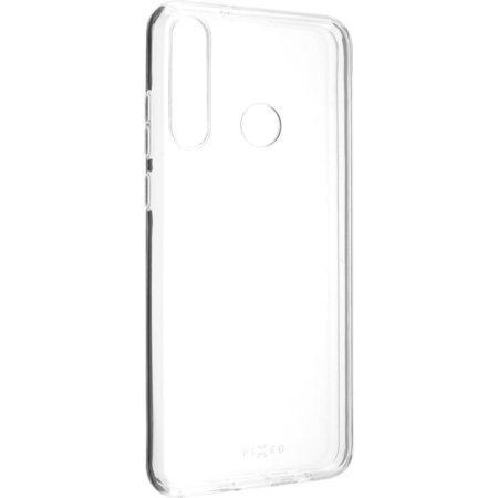 FIXED Skin ultratenké TPU pouzdro 0,6 mm Huawei Y6p čiré