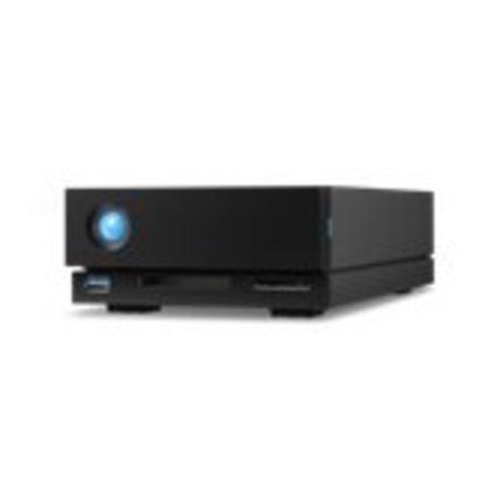 LaCie 1big Dock - 7200RPM/USB/Thunderbolt 3 - 4 TB