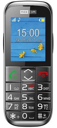 Mobilní telefon MAXCOM Comfort MM720, CZ lokalizace