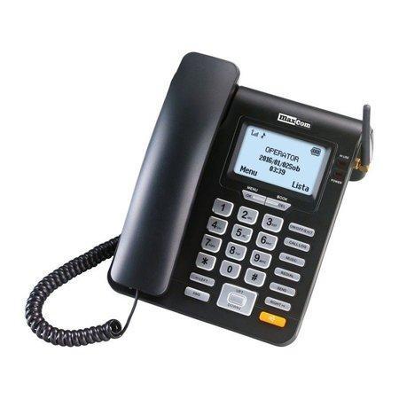 Stolní GSM telefon MAXCOM MM28D, MM28DHS