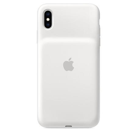 Pouzdro APPLE iPhone XS Smart Battery Case bílé