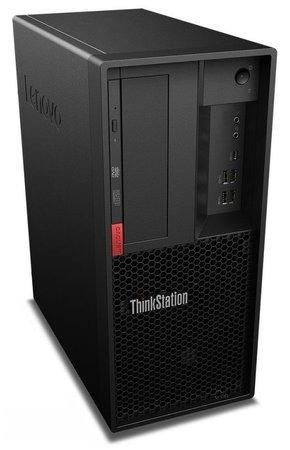 Lenovo ThinkStation P330 gen2 E-2278G/16GB/512GB SSD/nVidia RTX4000 8GB/DVD-RW/Tower/Win10PRO, 30CY007CMC