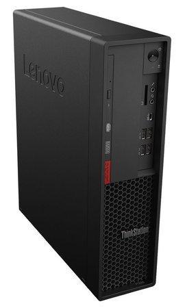 Lenovo ThinkStation P330 gen2 i9-9900/2x8GB/256GB SSD/nVidia P1000 4GB/Win10PRO/SFF, 30D1001TMC