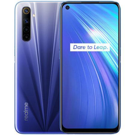 Realme 6 4GB/64GB Dual SIM Comet Blue