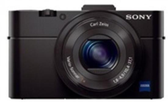 SONY DSC-RX100 II Cyber-Shot 20,2 MPix, 3,6x zoom - černý