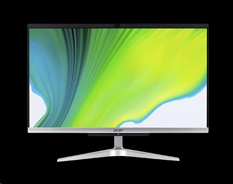 "Počítač All In One Acer Aspire C24-963 23.8"", 1920 x 1080, i3-1005G1, 4GB, 256GB, bez mechaniky, UHD"