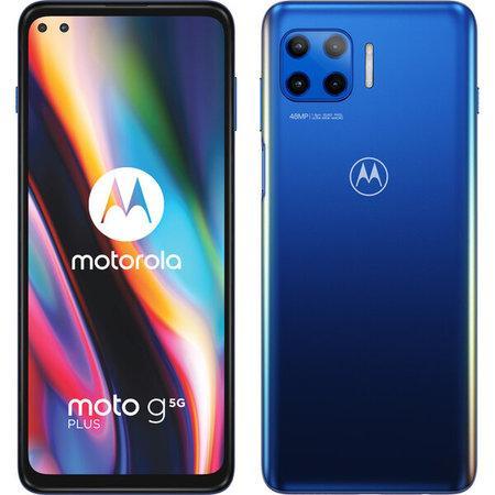 Motorola Moto G 5G Plus Surfing Blue