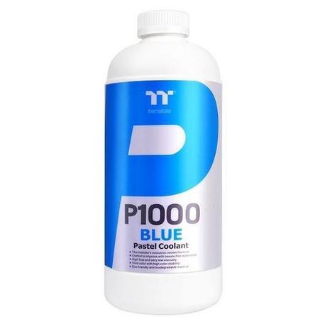 THERMALTAKE P1000 chladicí kapalina 1000ml modrá (Pastel Coolant, neprůhledná)
