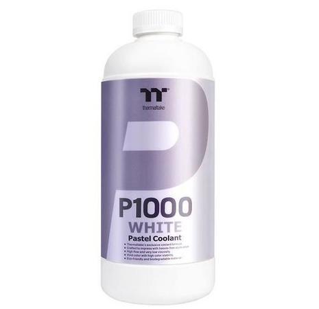 THERMALTAKE P1000 chladicí kapalina 1000ml bílá (Pastel Coolant, neprůhledná)