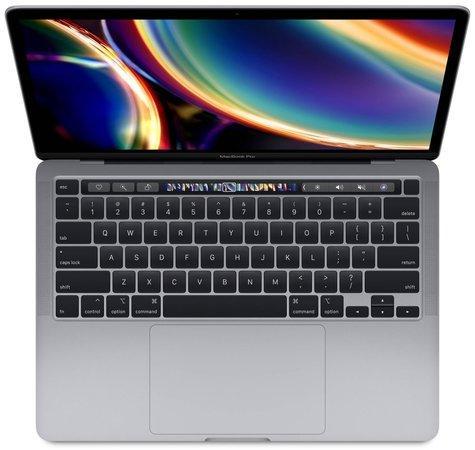 """Apple MacBook Pro 13,3"""" Touch Bar / 2,0GHz / 16GB / 512GB vesmírně šedý (2020), MWP42CZ/A"""
