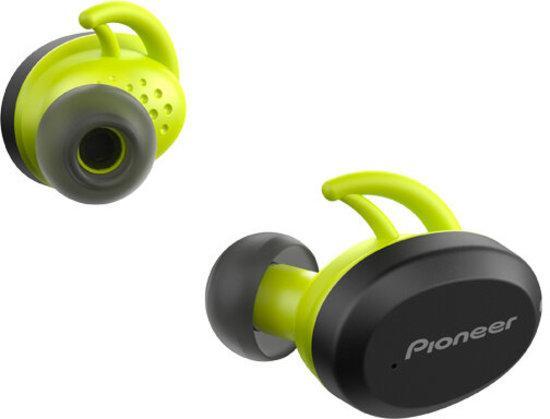 Sluchátka Pioneer SE-E9TW-Y - žlutá