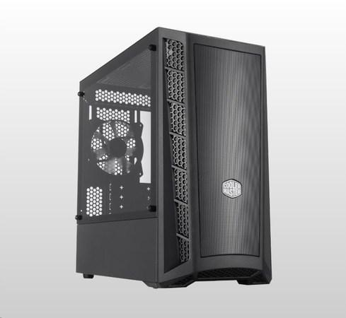 Cooler Master case MasterBox MB311L, Mini-ITX, Micro-ATX, Mini Tower, černá, bez zdroje, MCB-B311L-K