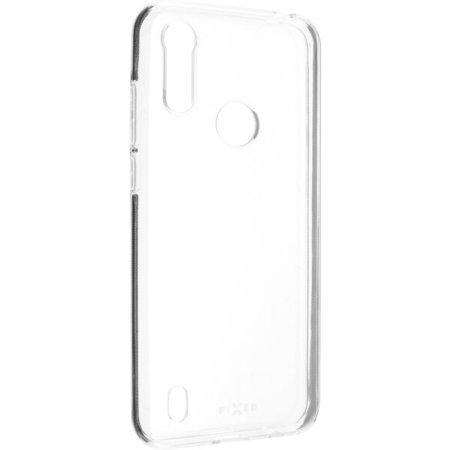FIXED Skin ultratenké TPU pouzdro 0,6mm Motorola Moto E6s 2020 čiré