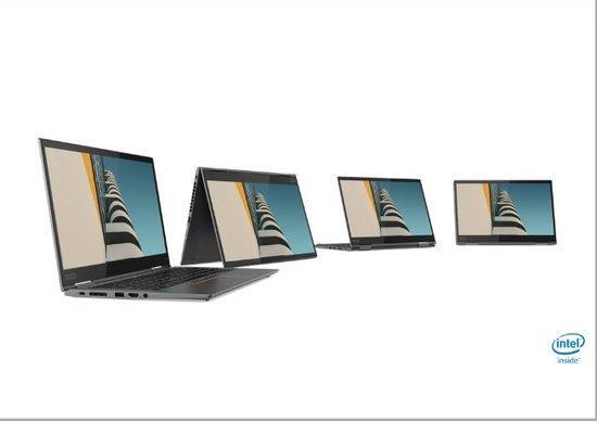 "Lenovo ThinkPad X1 YOGA 5th Gen. i5-10210U/8GB/256GB SSD/UHD Graphics/14""FHD IPS Touch/4G/Win10PRO/šedý/3y OnS - Lenovo záruka Premium Care"