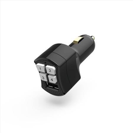 Thomson ROC Z907 univerzální dálkový ovladač pro garážová vrata, 4v1