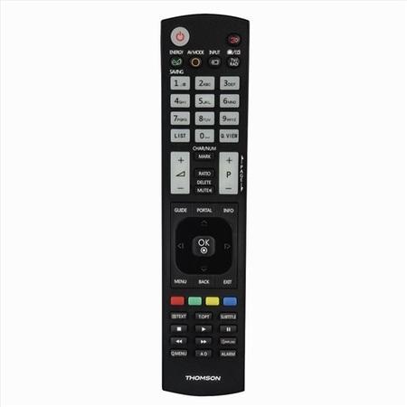 Thomson ROC1128LG, univerzální ovladač pro TV LG