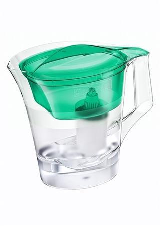 BARRIER Twist filtrační konvice na vodu, zelená