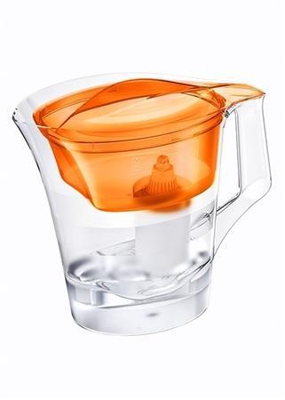 BARRIER Twist filtrační konvice na vodu, oranžová