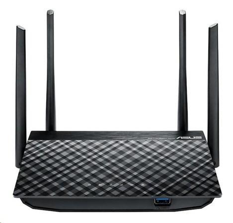 ASUS RT-AC58U V2 Dual-band Wi-Fi router, 90IG0540-BO9430