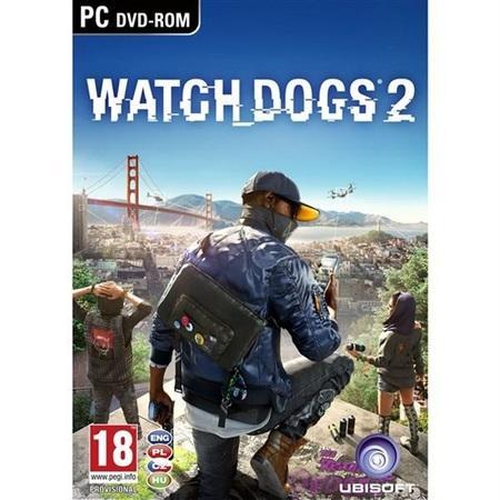 Watch dogs 2 hra PC Ubisoft