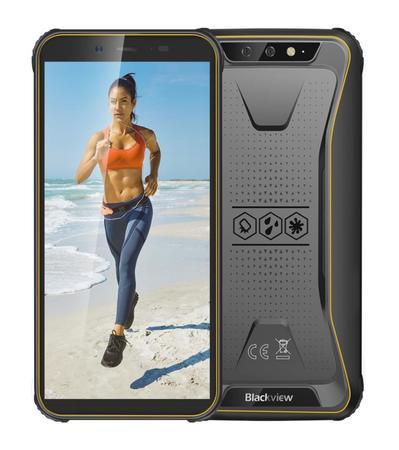 iGET Blackview GBV5500 Plus žlutý