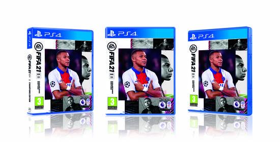 PS 4 - FIFA 21 Champions Edition