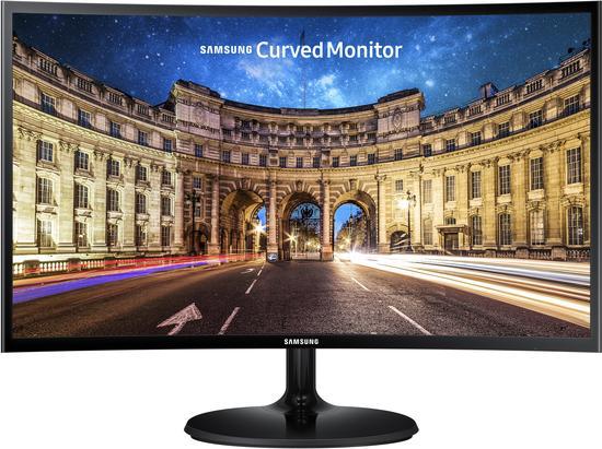 """Monitor Samsung C27F396 27"""",LED, VA, 4ms, 3000:1, 250cd/m2, 1920 x 1080,"""
