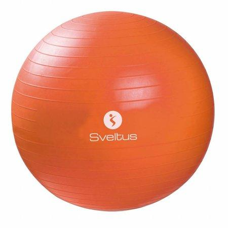 Sveltus Gymball 55 cm - orange - in colour box, univerzální