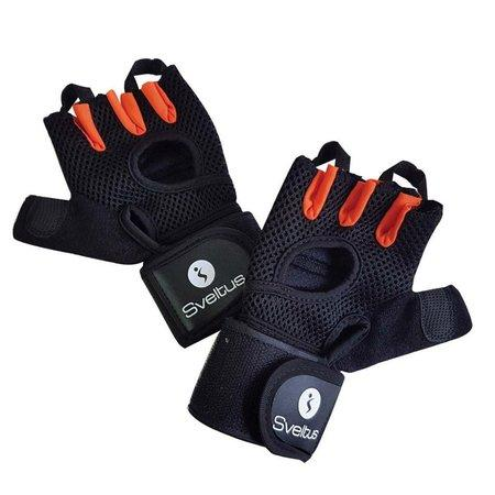 Sveltus Weight lifting gloves - one pair - size S, 1