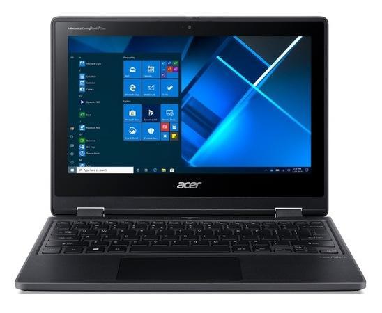 """Acer TravelMate Spin B3 (TMB311RN-31) - 11,6T""""/N5030/4G/64GB/USB-C/MIL/W10Pro + stylus, NX.VN2EC.003"""