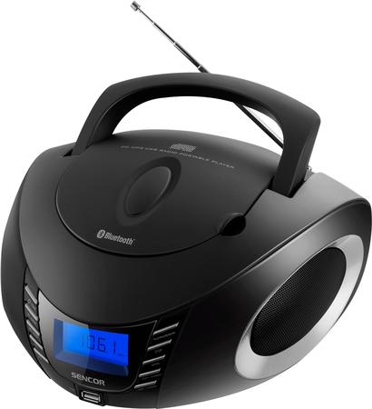 SENCOR SPT 3600 BS RADIO S CD/MP3/USB/BT