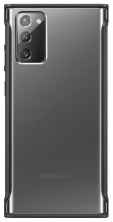 Samsung EF-GN980CB Clear Protect Cover Note20, BLK