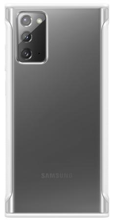 Samsung EF-GN980CW Clear Protect Cover Note20, WHT