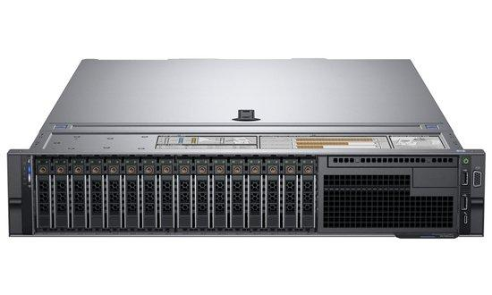 "DELL PowerEdge R740/ 16 x 2.5""/ 1x Xeon 4214/ 32GB/ 1 x 480GB SSD/ 1 x 750W/ H730P/ iDRAC 9 Ent./ 3Y Basic on-site, CPFPY"