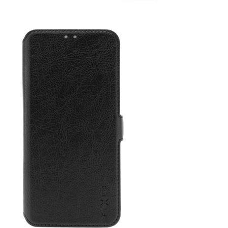 FIXED Topic tenké flip pouzdro Huawei Y7 (2019) černé