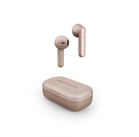 ENERGY Style 3 True Wireless Rose, kompletně bezdrátové Bluetooth pecky pro absolutní svobodu při po