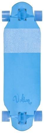 Longboard Volten Freeride Ice Sky, modrá