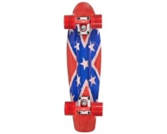 Skateboard Choke Juicy Susi Elite South State, vícebarevná