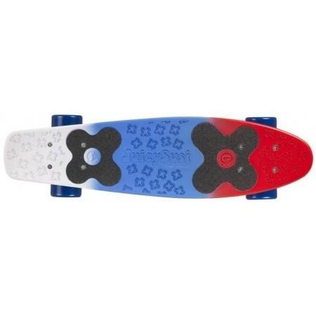 Skateboard Choke Juicy Susi Elite Red Blue, vícebarevná