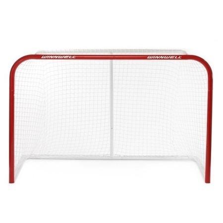 """Hokejová branka Winnwell 54"""" Quik Net, 54"""", Nedoporučujeme, střílet, pukem"""